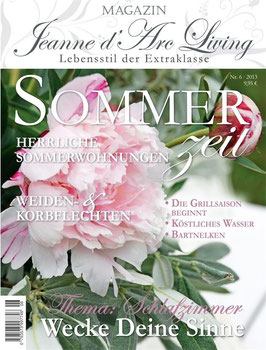 JDL Magazin 06/2013 NATUR SOMMERZEIT