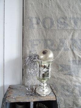 antiker Bauernsilber Pokal