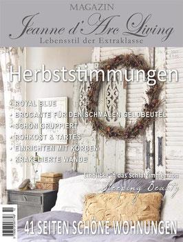 JDL Magazin 10/2017 HERBSTSTIMMUNGEN