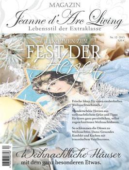 JDL Magazin 12/2013 FEST DER HERZEN