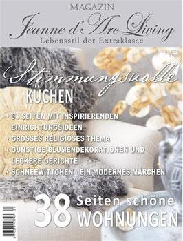 JDL Magazin 01/2018 STIMMUNGSVOLLE KÜCHEN