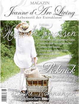 JDL Magazin 06/2015 HERRLICHE TERRASSEN