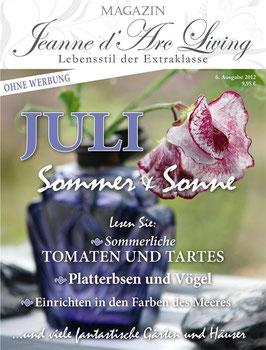 JDL Magazin JULI (06) 2012
