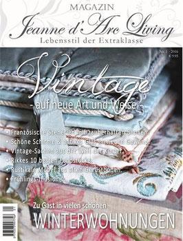 JDL Magazin 1/2016 VINTAGE