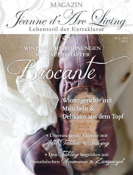 JDL Magazin 02/2013 BROCANTE