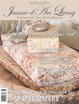 JDL Magazin 08/2017 SPÄTSOMMER