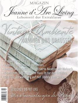 JDL Magazin 4/2016 VINTAGE-AMBIENTE VORBESTELLUNG