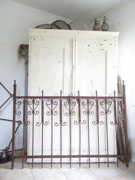 150cm antikes ZAUNELEMENT Zaunfeld