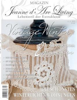 JDL Magazin 02/2015 WINTERLICHE WOHNUNGEN