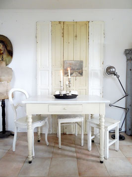 antiker Küchentisch - Traumteil - Shabbychic
