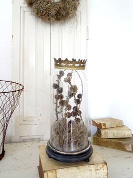 sehr alte 11cm Heiligenkrone aus Belgien