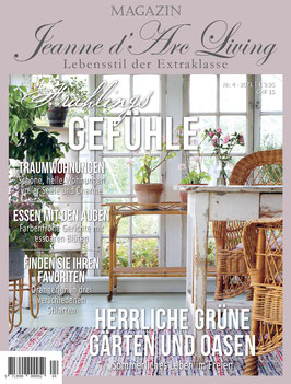 JDL Magazin 4/2021 - FRÜHLINGSGEFÜHLE