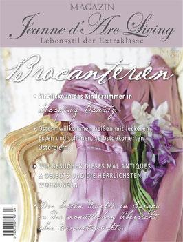 VORBESTELLUNG JDL Magazin 04/2017 BROCANTERIEN