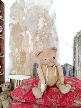 50cm uralter vielgeliebter Teddybär