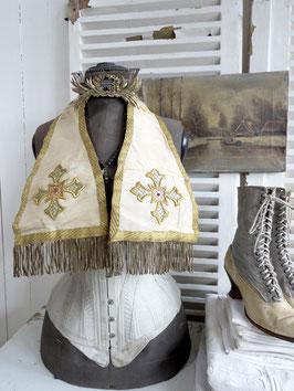 antike Schärpe Schal