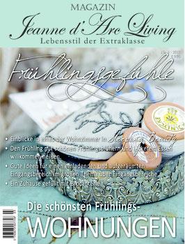 JDL Magazin 03/2017 FRÜHLINGSWOHNUNGEN
