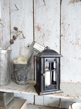 2xVERKAUFT Her 19.09.   alte Handlampe Laterne aus Frankreich