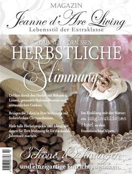 JDL Magazin 10/2013 HERBSTLICHE STIMMUNG