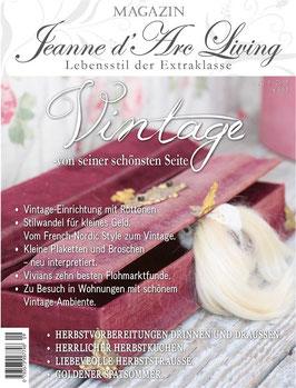 VORBESTELLUNG JDL Magazin 09/2015 VINTAGE