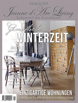 JDL Magazin 1/2021 - WINTERZEIT
