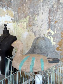 antike Lockente aus Frankreich