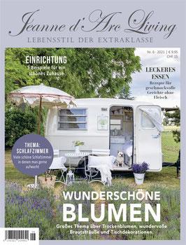 JDL Magazin 6/2021 - WUNDERSCHÖNE BLUMEN