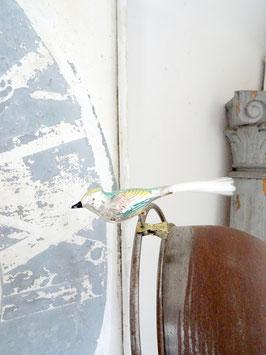 Glasvogel uralt Pastelltöne mehrfarbig