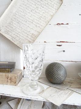 antikes franz Absinth-Glas