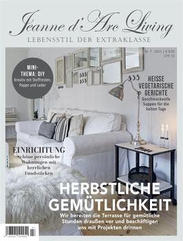 JDL Magazin 7/2021 - HERBSTLICHE GEMÜTLICHKEIT