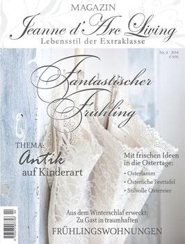 JDL Magazin 4/2014 FANTASTISCHER FRÜHLING