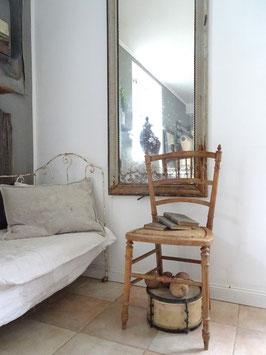 antiker franz Salonstuhl - ein Schmuckstück