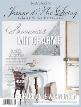 JDL Magazin 05/2018 SOMMER MIT CHARME