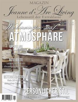 JDL Magazin 2/2021 - ATMOSPHÄRE