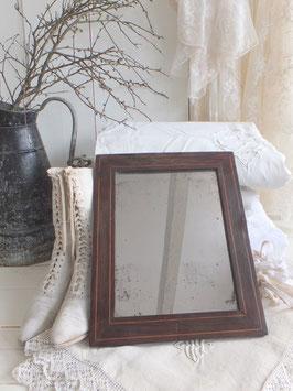 antiker schwerer Spiegel aus Frankreich