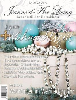 JDL Magazin 12/2015 WEIHNACHTSZEIT