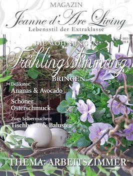JDL Magazin 03/2013 FRÜHLING