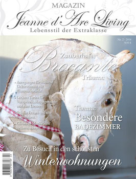 JDL Magazin 2/2014 WINTERWOHNUNGEN
