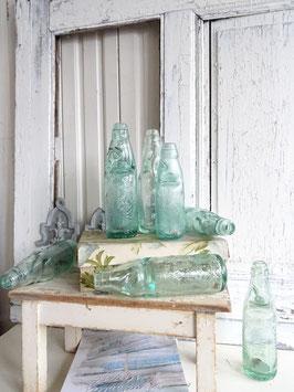 antike Klickerflasche