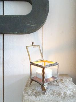 antike Schmuckdose aus Frankreich