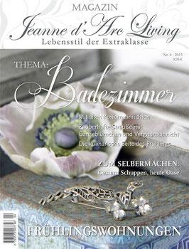 JDL Magazin 04/2013 FRÜHLINGWOHNUNGEN