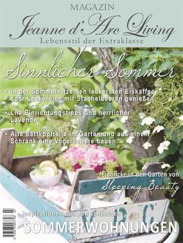JDL Magazin 07/2017 SOMMERWOHNUNGEN