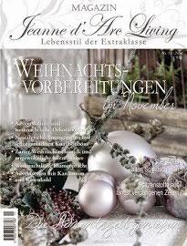 JDL Magazin 11/2014 WEIHNACHTSVORBEITUNGEN