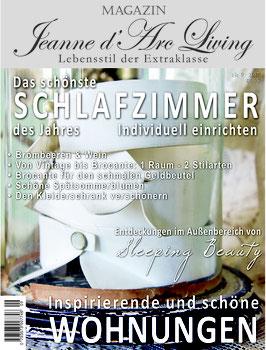 JDL Magazin 09/2017 SCHLAFZIMMER