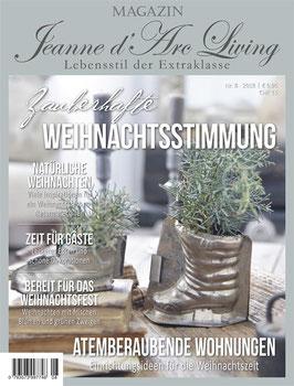 JDL Magazin 08/2018 WEIHNACHTEN