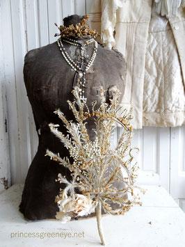 antiker Brautstrauß aus Frankreich
