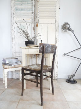 Antiker Stuhl Malerstuhl LUTERMA