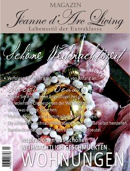 JDL Magazin 11/2016 WEIHNACHTLICHE WOHNUNGEN