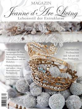 JDL Magazin 12/2014 WEIHNACHTLICHE WOHNUNGEN