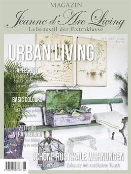 JDL Magazin 06/2018 RUSTIKALE WOHNUNGEN