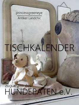princessgreeneye - TISCHKALENDER 2018